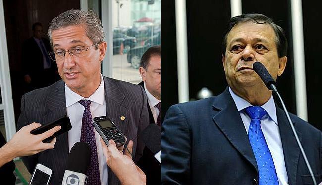 Rogério Rosso (E) e Jovair Arantes vão analisar processo de impeachment de Dilma - Foto: Marcelo Camargo l Agência Brasil e Divulgação l Câmara