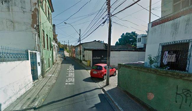 O bloqueio começou a valer nesta terça-feira, 15 - Foto: Reprodução | Street View