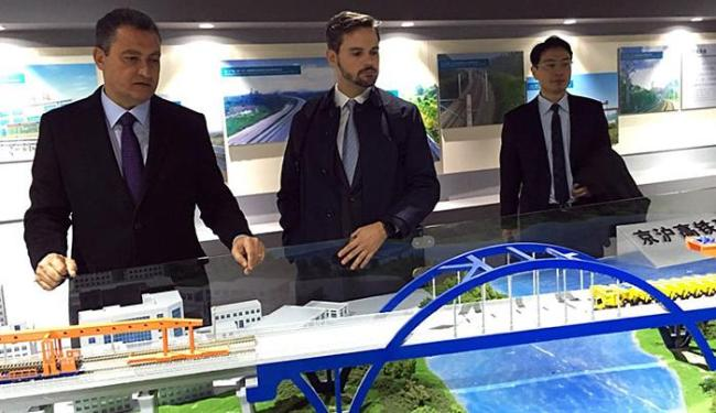 Governador Rui Costa fechou uma série de acordos com empresários asiáticos - Foto: Diego Mascarenhas l Gov-BA