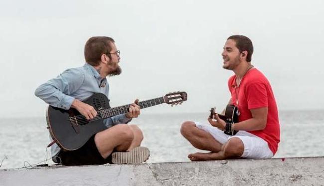 Saulo participou do clipe com Levi Lima - Foto: Divulgação