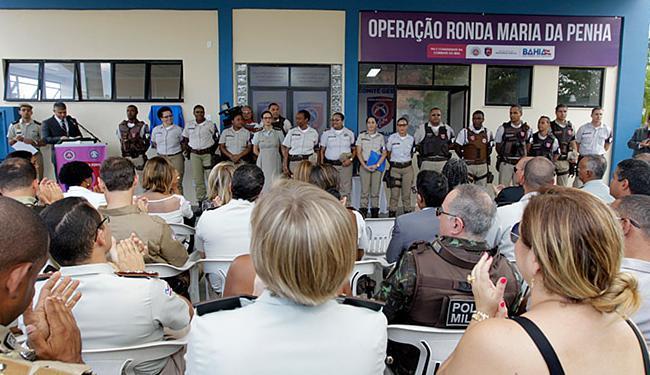 A operação já atende 233 mulheres - Foto: Elói Corrêa l GOVBA