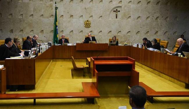 Dias Toffoli, no entanto, votou a favor de Cunha para reformar o acórdão do julgamento - Foto: José Cruz | Agência Brasil | Data: 02.03.2016