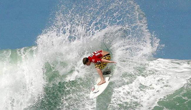 Bahia ganha nova etapa da divisão de acesso do Mundial, mas pode perder o Surf Eco, em Itacaré - Foto: Welton Araújo   Ag. A TARDE
