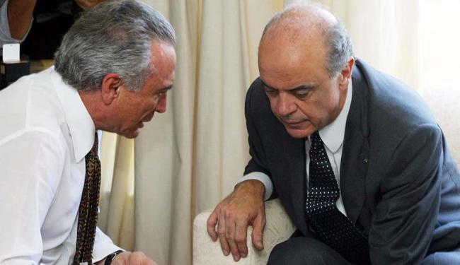 Serra afirma que Temer deve assumir compromissos com a oposição e com o País - Foto: Orlando Brito |