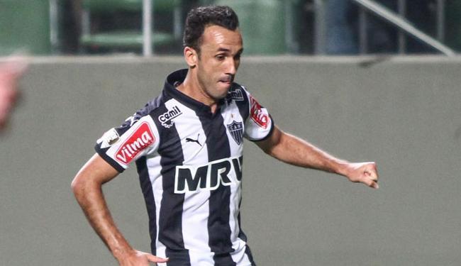 O jogador chega em Salvador na próxima segunda, 21, quando será apresentado - Foto: Bruno Cantini | Atlético MG