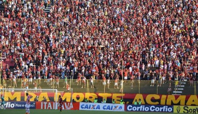 Tricolor pega o Feirense em partida válida pela 5ª rodada do Baianão - Foto: Francisco Galvão   Divulgação   EC Vitória