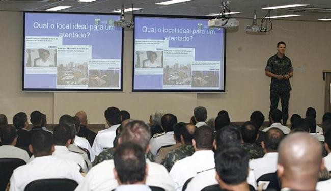 Integrantes do Ciet fizeram palestras em Salvador nesta sexta-feira, 18 - Foto: Edilson Lima l Ag. A TARDE