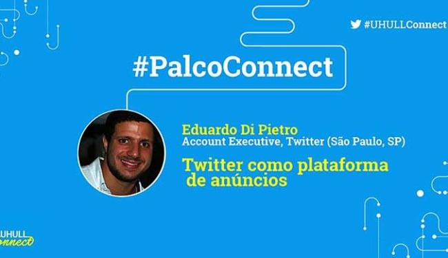 O Eduardo Di Pietro vai contar como expandir seus negócios com o Twitter - Foto: Reprodução | Facebook