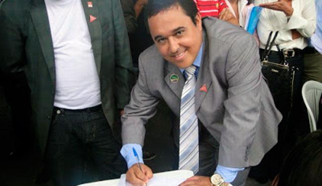 Prefeito Valter Andrade estaria envolvido em irregularidade em Itamari - Foto: Reprodução