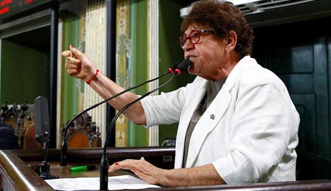 Vânia Galvão emitiu nota cobrando explicações sobre a prisão de Walter Takemoto - Foto: Eduardo Martins   Arquivo 03/02/2014   Ag. A TARDE
