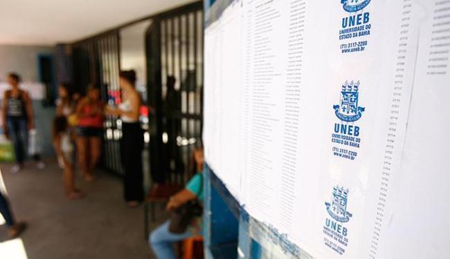 Denúncia de transfobia foi feita ao A TARDE no primeiro dia de provas do vestibular 2016 - Foto: Luiz Tito l Ag. A TARDE