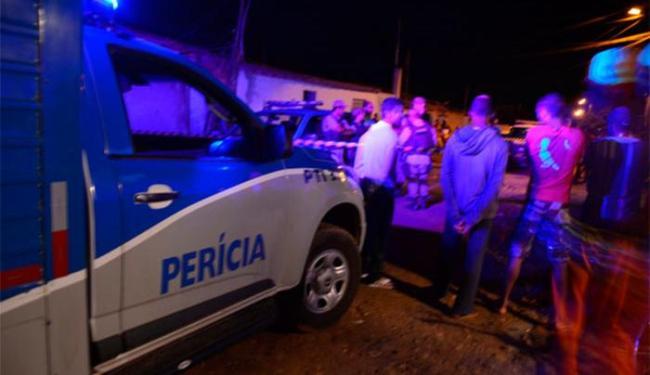 O crime aconteceu no bairro Miro Cairo, em Virória da Conquista - Foto: Reprodução | Blog do Anderson