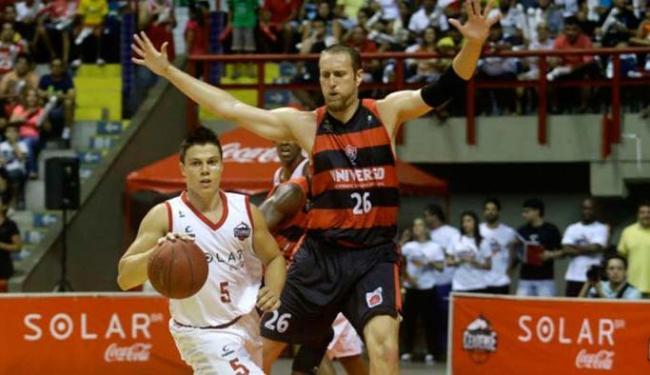 Equipes podem se enfrentar novamente nas quartas-de-final - Foto: Divulgação | NBB