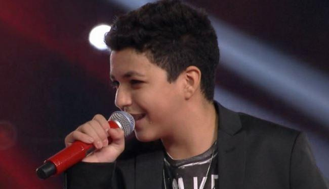 Wagner Barreto se sagrou campeão da primeira temporada do reality show musical - Foto: Reprodução l TV Globo