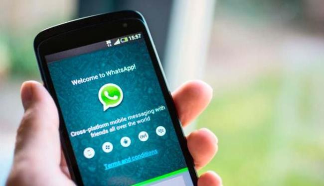 Juiz determinou que mulher recebesse cópia da decisão pelo aplicativo WhatsApp - Foto: Divulgação