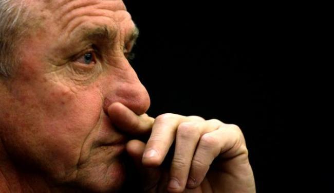Lenda do futebol, Cruyff perdeu a batalha para o câncer de pulmão - Foto: Agência Reuters