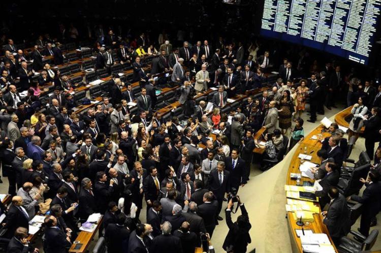 Congresso fica fragilizado com denúncias de corrupção - Foto: Valter Campanato | Agência Brasil