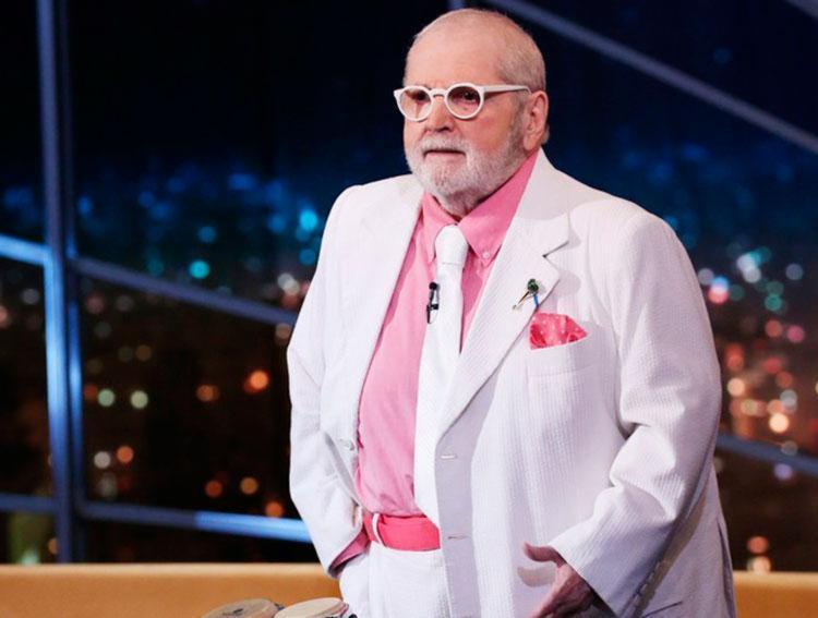 Jô Soares grava programa na Globo até dezembro deste ano - Foto: Reprodução | TV Globo