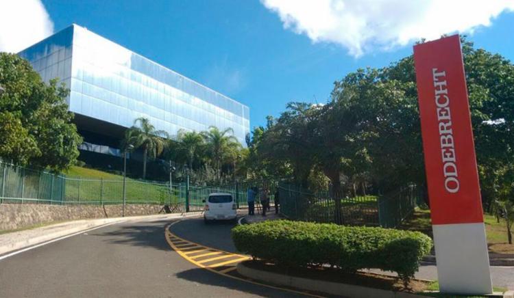 Polícia Federal já estive na sede da empreiteira baiana Odebrecht, em Salvador - Foto: Edilson Lima   Ag. A TARDE