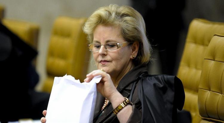 Decisão de Rosa Weber é liminar - Foto: Fabio Rodrigues Pozzebom | ABr | Arquivo