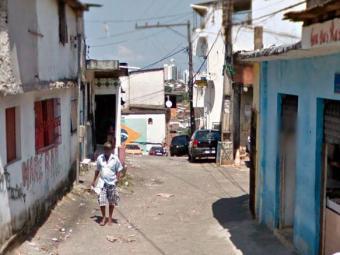 Crime ocorreu na 2ª Travessa Luís Cabral, em Narandiba - Foto: Reprodução   Google Street View