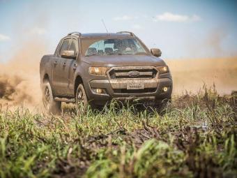 Ford apresenta ranger 2017 - Foto: Divulgação