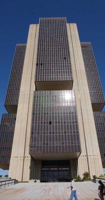 Banco Central (BC) divulgou relatório nesta segunda - Foto: Agência Brasil