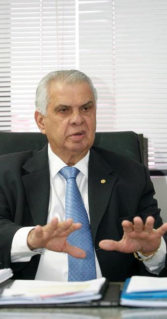 Deputado José Carlos Araújo (PR-BA), presidente da Comissão de Ética da Câmara Federal - Foto: Luciano da Matta l Ag. A TARDE