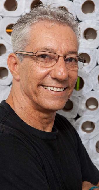 Leonel Mattos é o curador da mostra - Foto: Divulgação