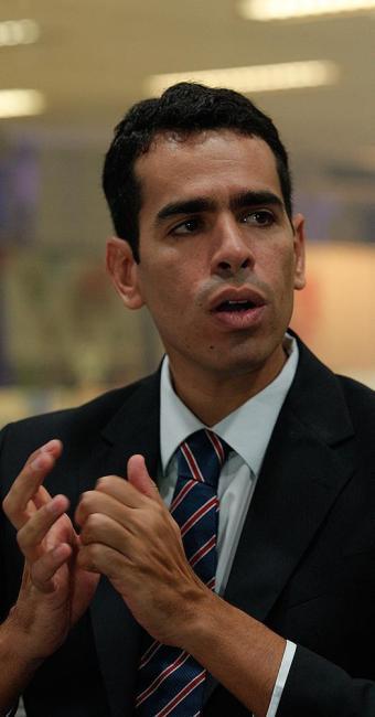 Marcelo Sant'Ana, presidente do Bahia - Foto: Margarida Neide | Ag. A TARDE