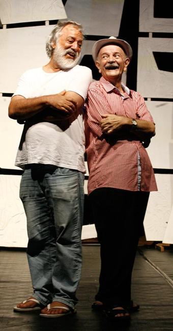 Os diretores Márcio Meirelles e Harildo Déda farão versões de um clássico - Foto: Margarida Neide l Ag. A TARDE