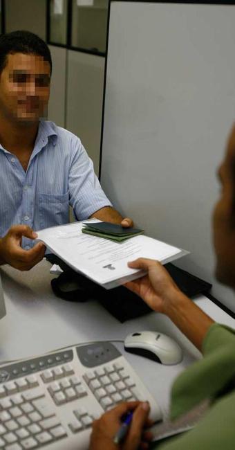 Os selecionados serão contratados em regime CLT - Foto: Fernando Amorim  Ag. A TARDE