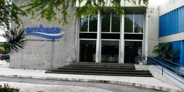 Pela proposta do BNDES, a Embasa poderia ser leiloada a partir do segundo semestre de 2018 - Foto: Luciano da Matta I Ag. A TARDE l 5.6.2009