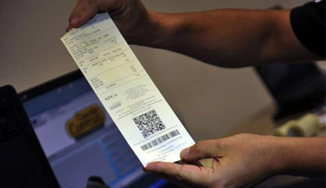 A nota fiscal do consumidor eletrônica torna mais eficaz o trabalho do fisco - Foto: Divulgação l Gov-AM