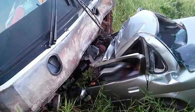 A PRE não soube precisar a causa do acidente - Foto: Divulgação | Polícia Mlitar