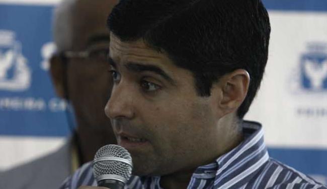 Neto evitou falar antes do processo ser votado na Câmara - Foto: Joa Souza   Ag. A TARDE