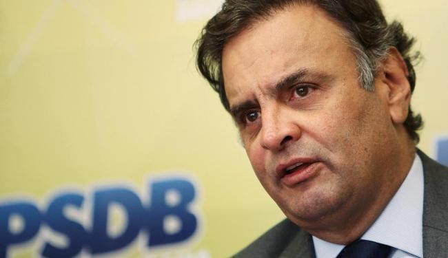 Para Aécio a debandada de partidos derruba o argumento de que o impeachment é um golpe - Foto: Adriano Machado | Reuters