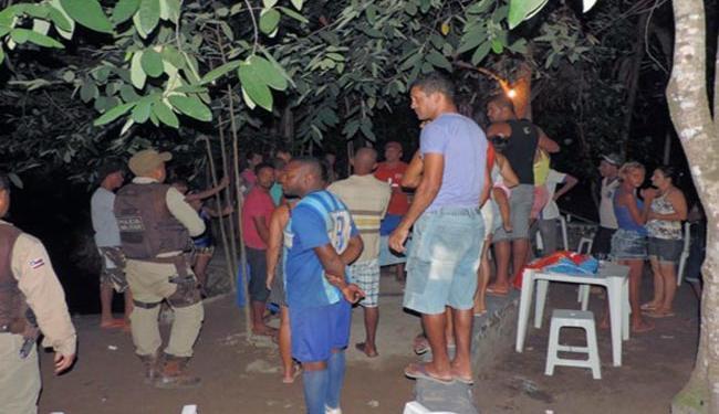 O afogamento ocorreu em uma chácara na cidade de São Desidério - Foto: Reprodução | Blog Braga