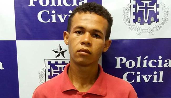 Alan Alves teria sido chamado pelo sobrinho da vítima para assaltá-lo - Foto: Divulgação | Polícia Civil