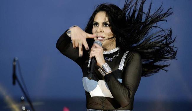Show da cantora baiana fechou a programação multicultural de oito dias - Foto: Edilson Lima | Ag. A TARDE
