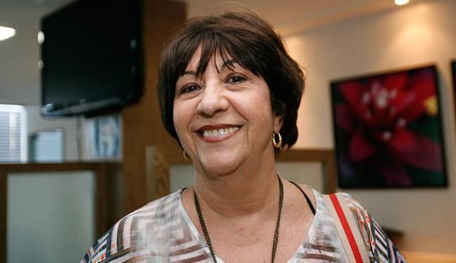 Ana Belens, 72, reservou doses para ela e familiares - Foto: Margarida Neide l Ag. A TARDE