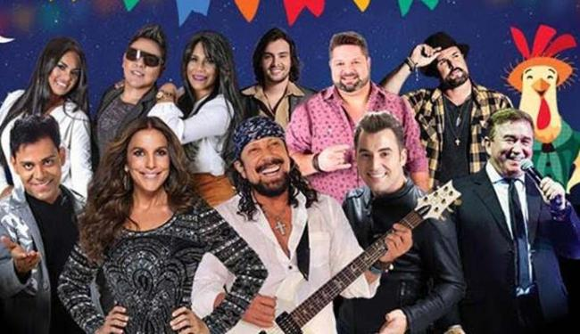 Festa terá 15 atrações em três dias - Foto: Divulgação