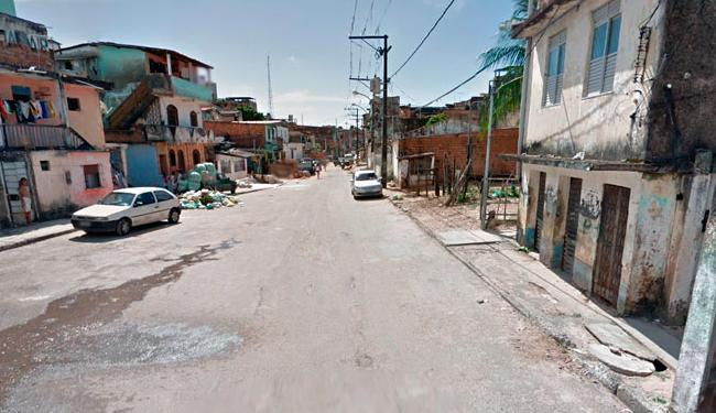 Tiroteio ocorreu na avenida Peixa - Foto: Reprodução   Google Street View