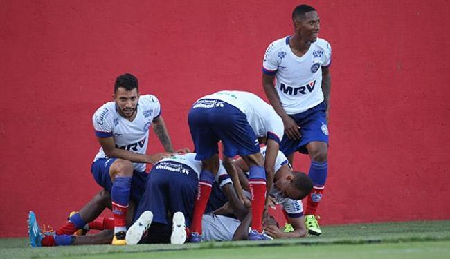 Baianão Sub-20: Bahia bate Vitória e fica perto do título - Foto: Lúcio Távora | Ag. A TARDE