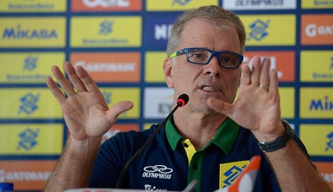 Treinador destacou a importância deste ano para a seleção brasileira masculina de vôlei - Foto: Divulgação l CBV
