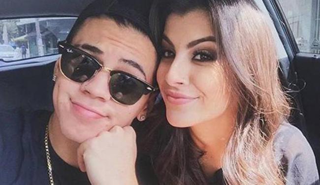 Cantor assumiu romance com Nah Cardoso - Foto: Reprodução | Instagram