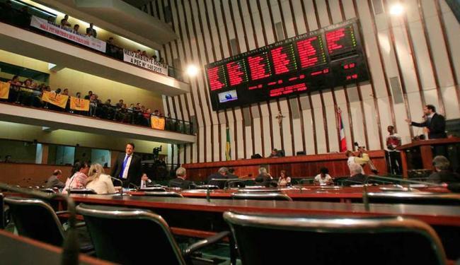 Deputados estaduais governistas criticam impeachment - Foto: Fernando Amorim | Ag. A TARDE | Arquivo