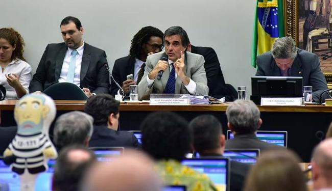 Cardozo defendeu o governo contra o impeachment - Foto: Zeca Ribeiro | Agência Câmara