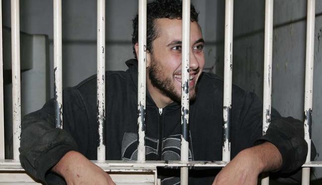 Cadu estava detido desde o dia 3 de setembro de 2014, cumprindo pena por latrocínio - Foto: Christian Rizzi   Gazeta do Povo   AE