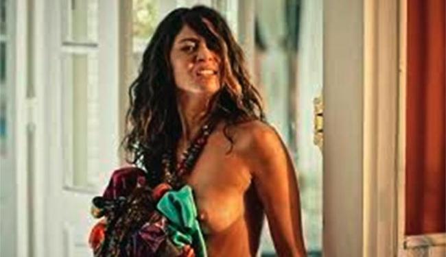 Sucesso de nudez na novela chamou atenção de revista - Foto:   Ag. A TARDE